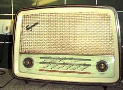 La radio de la luna